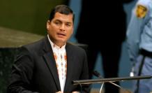 Rafael Correa, default, 2008.