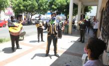 Mariachis-Día de la Madre