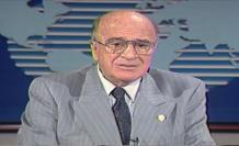 Alberto Borges en Telemundo.