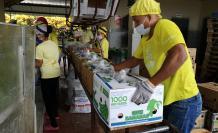 Empacadora de banano en Babahoyo.