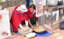 indigenas muelen