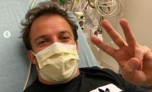 Del Piero - hospital