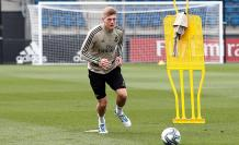 Toni Kross Real Madrid España LaLiga