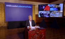 Lenín Moreno anuncia medidas económicas