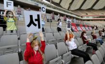 Corea del Sur Liga K muñecas sexuales FC Seoul