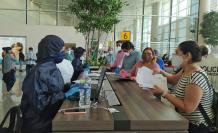 varados aeropuerto