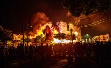 MINNEAPOLIS_Protestas_Violencia policial