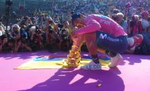 Richard+Carapaz+Ciclismo+Giro+Italia