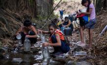 Venezuela- agua