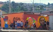 Racismo_Guayaquil_Mural_Socio Vivienda