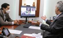 Lenin Moreno con el consejo asesor económico