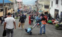 Mercado- San Roque- coronavirus- protesta