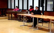 Plagio- recusación- corte nacional- Correa