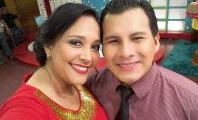 Maricela Gómez y Gerardo Panchana