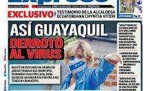 Expreso de Lima entrevista Cynthia Viteri