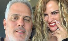 José Ernesto Amador y Carla Sala