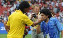 Maradona-Ronaldinho