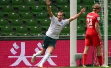 Bundesliga+Bremen+Alemania+Fútbol