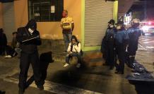el aislamiento social no se respeta para beber en las calles de Quito