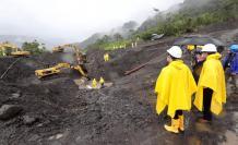 Trabajos de reparación del SOTE en el Ecuador