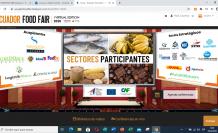 feria virtual+fedexpor+exportaciones+pandemia