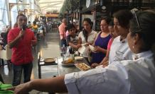 Mercado del Río.