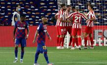 Barcelona de España Atlético LaLiga