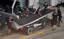 Mercedes Fórmula Uno Mundial