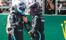Bottas-Hamilton-F1-Gran-Premio-Austria-pole-coronavirus