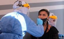 Las entidades públicas intensifican la toma de muestras en Quito.