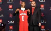 Russell Westbrook Rockets Houston