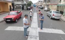 Cruces en las calles