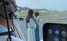 sobre vuelo de la Virgen_Quay