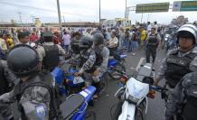 La revuelta policial tuvo un tinte político, según los hallazgos del ente de control.
