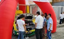 Análisis. El carro eléctrico que se promociona en Guayaquil pasó un proceso que incluyó 47 días de prueba.
