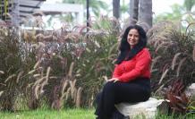 Molina es la directora del proyecto Manglares del Ecuador en la misma institución.