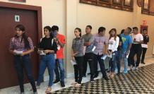 Aspirantes a policías y autoridades se reunieron en la Gobernación