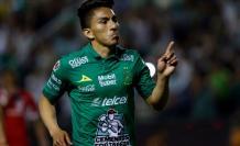 Ángel Mena, reciente convocado a la selección ecuatoriana, es uno de los goleadores de la Liga MX.