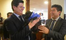 Instituciones del municipio de Quito recibieron a sus nuevas mascotas.