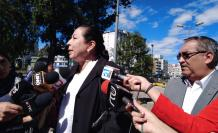 Patricia Ochoa, viuda del general asesinado en diciembre de 2010, pide responsabilidad y que se haga una investigación seria del caso.