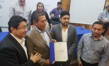 Francisco Asán es uno de los cuatro alcaldes de Guayas que no recibieron sus credenciales el pasado 10 de mayo.