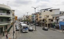 Sector de las calles Portete y la 11, en el suroeste de Guayaquil.