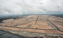Plan. El proyecto de energía solar en El Aromo fue anunciado por el Gobierno en marzo de este año.