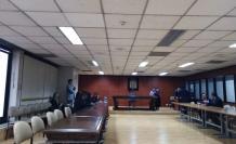 La audiencia de evaluación y preparatoria de juicio se desarrolló este miércoles en la Corte Nacional.