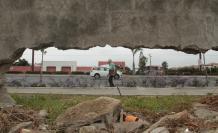 Espacio. Aunque la ciudadanía confiesa que la inseguridad no alcanza los niveles de Guayaquil, ya no se sienten seguros de transitar como cuando llegaron al sector.