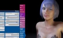 Un prototipo de avatar genérico por parte del programa Daz 3D.