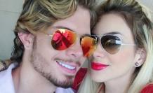 El matrimonio entre la actriz María Fernanda Ríos y el modelo colombiano Miguel Ángel Álvarez se acabó.