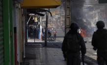 Disturbios registrados el 9 de octubre en Guayaquil.