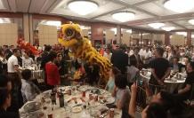 La celebración se realizó en el hotel Hilton Colón de Guayaquil.
