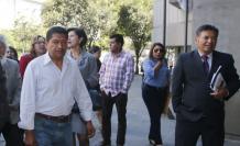 Los uniformados dicen que fueron perseguidos durante el gobierno de Rafael Correa.
